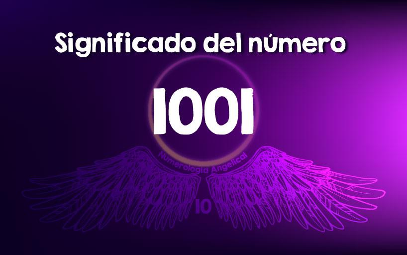 Significado del número 1001