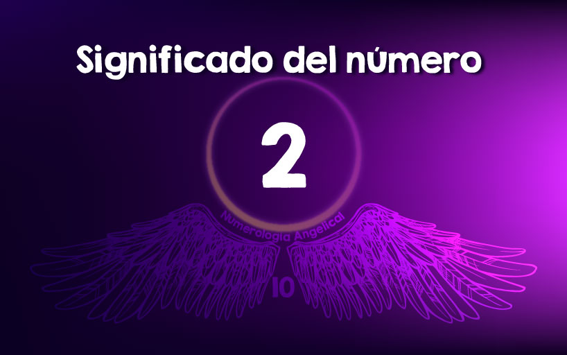 Significado del número 2