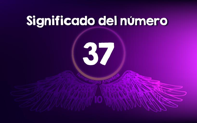 Significado del número 37
