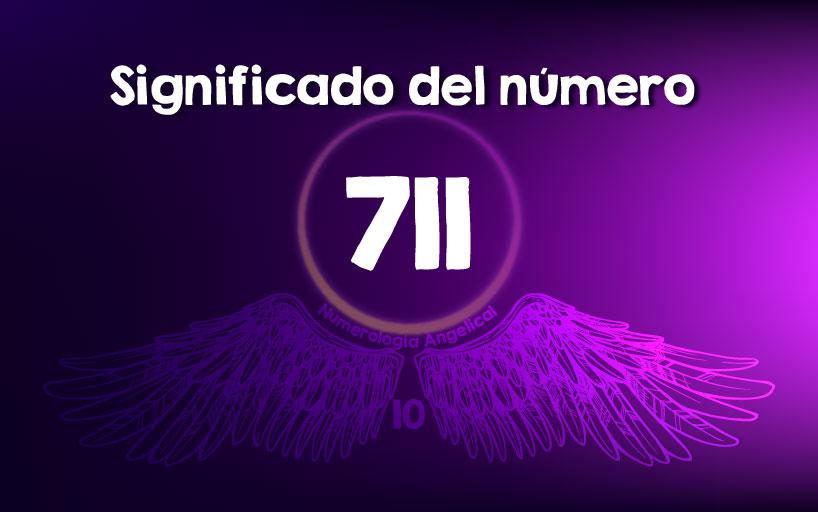 Significado del número 711