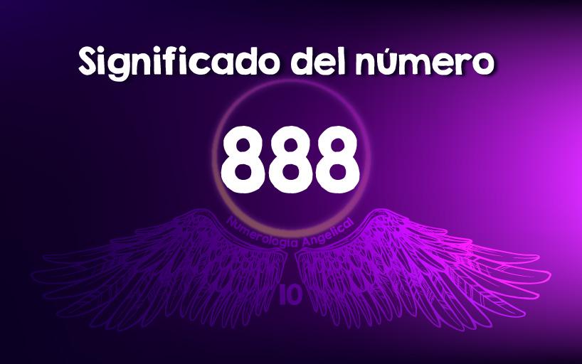 Significado del número 888