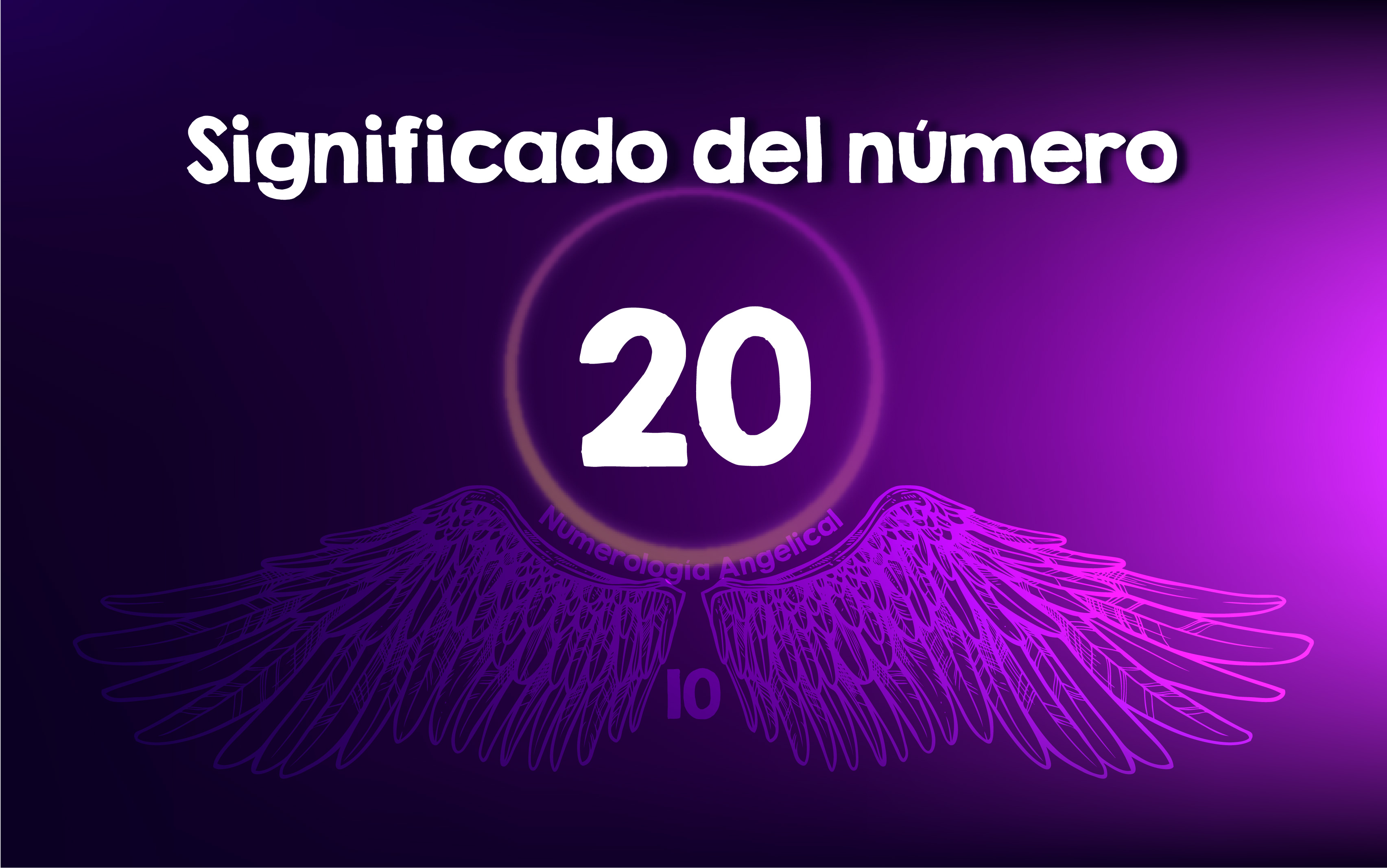 Significado del número 20