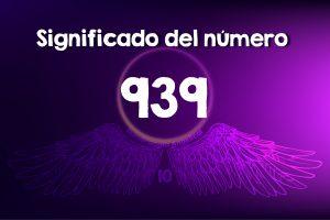 Significado del número 939
